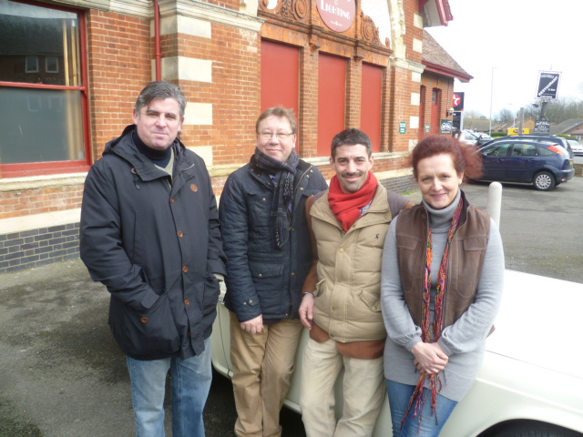 BBCS ANTIQUES ROAD TRIP RETURNED HERE LAST WEEK FOR A NEW SERIES OF THE POPULAR ANTIQUES PROGRAMME