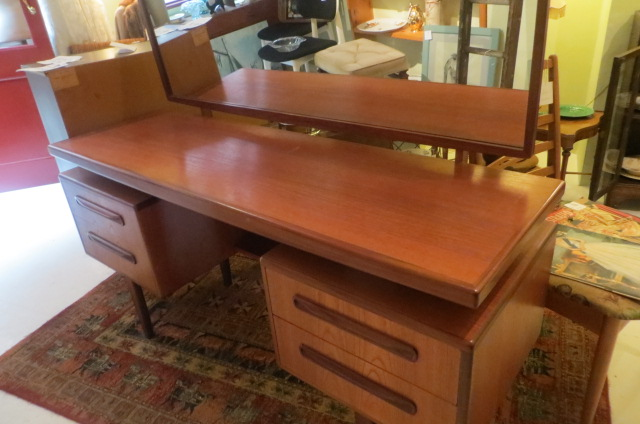 Vintage 1970s G Plan Dressing Table Eras Of Style Eras