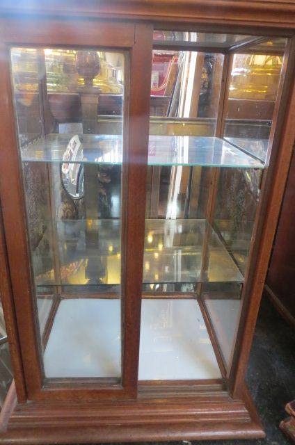 Antique Cadburys Sweet Shop Display Cabinet Eras Of