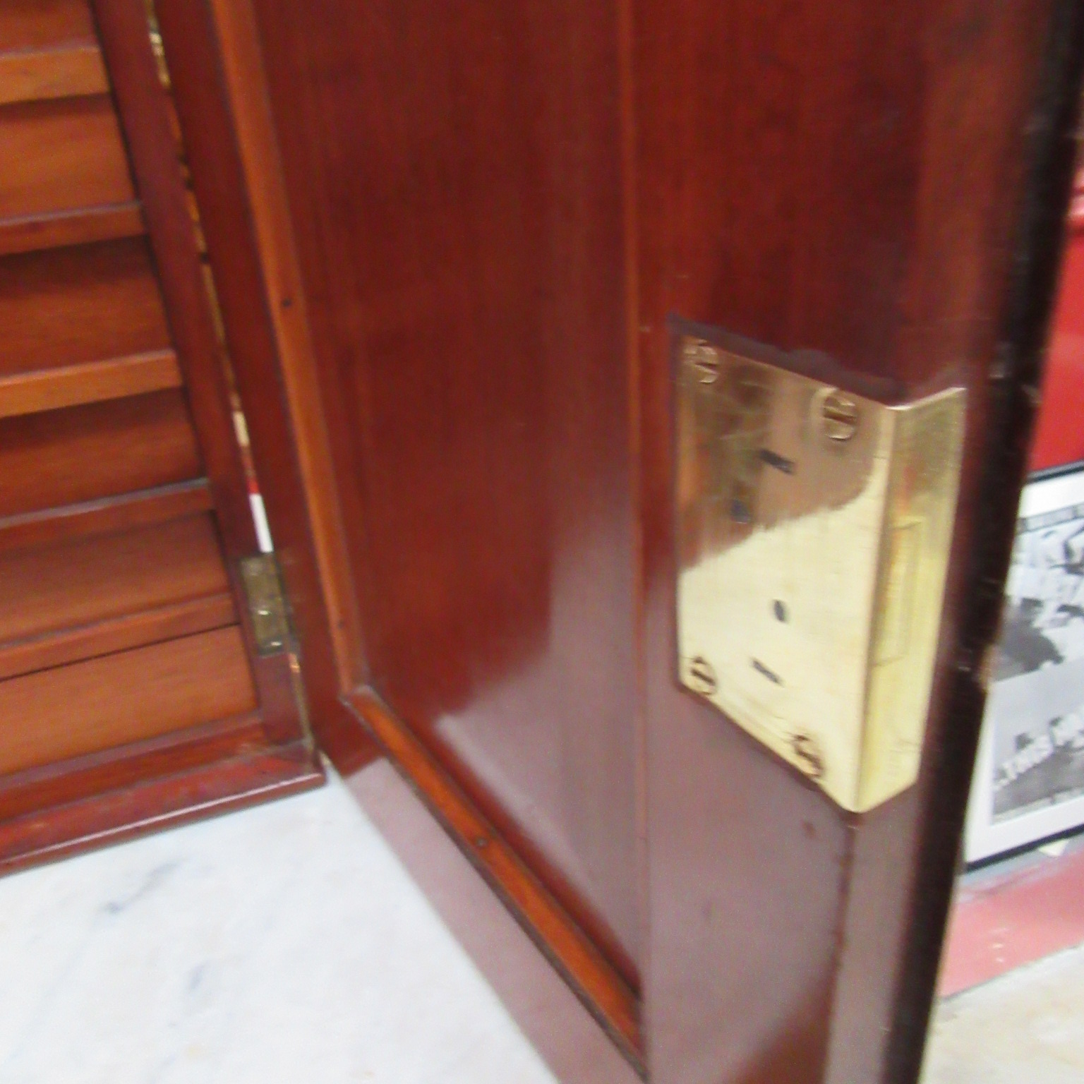 Related Antiques - ANTIQUE VICTORIAN MAHOGANY COLLECTORS CABINET - Eras Of  Style Eras - Antique Collectors Cabinet Antique Furniture
