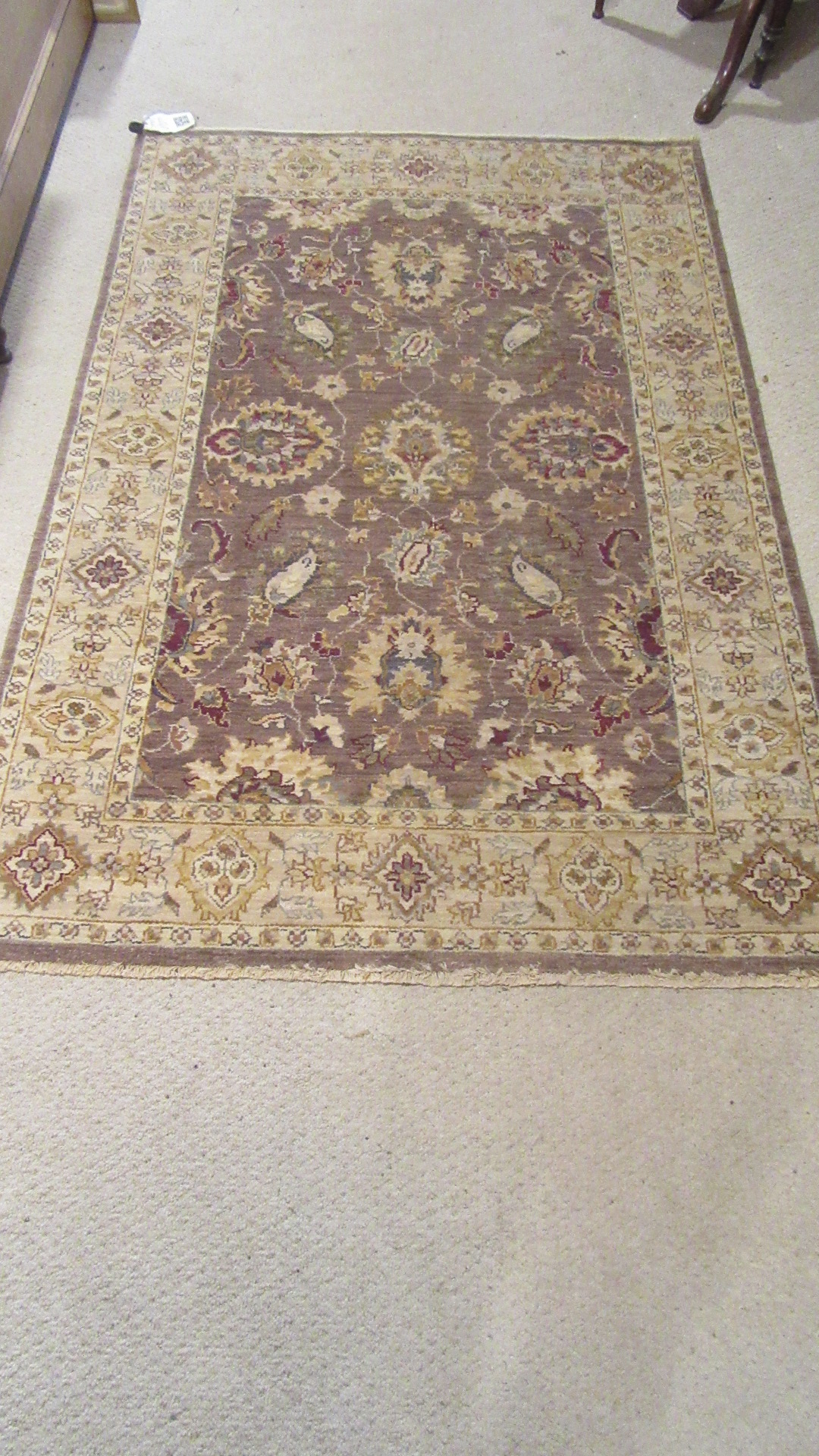 GOOD QUALITY GAZNI HAND MADE RUG
